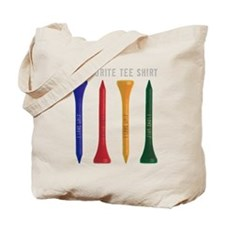 My Favorite tee Shirt Tote Bag