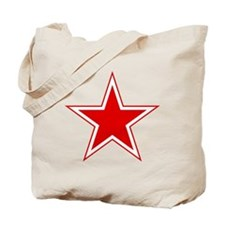 URSS_Russian_aviation_red_star_svg Tote Bag