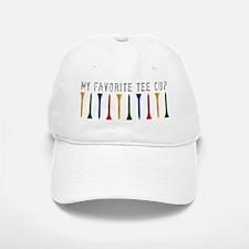 My Favorite tee Cup Baseball Baseball Cap