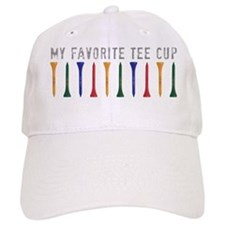 My Favorite tee Cup Baseball Cap