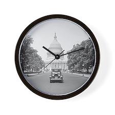 Paige Motorcar at US Capitol Wall Clock