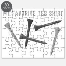 My Favorite Tee Shirt Puzzle