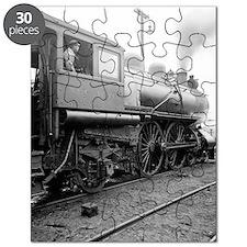 Michigan Central Railroad Puzzle