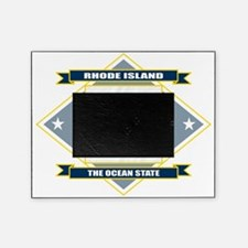 Rhode Island diamond Picture Frame