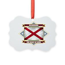 Alabama diamond Ornament