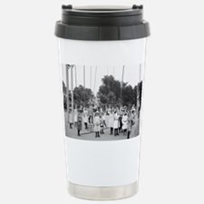 Girls Playground Travel Mug