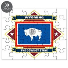 Wyoming diamond Puzzle