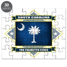 South Carolina diamond Puzzle