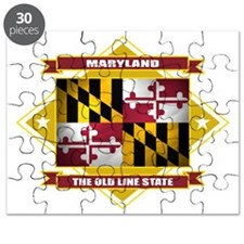 Maryland diamond Puzzle