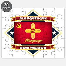 Albuquerque diamond Puzzle