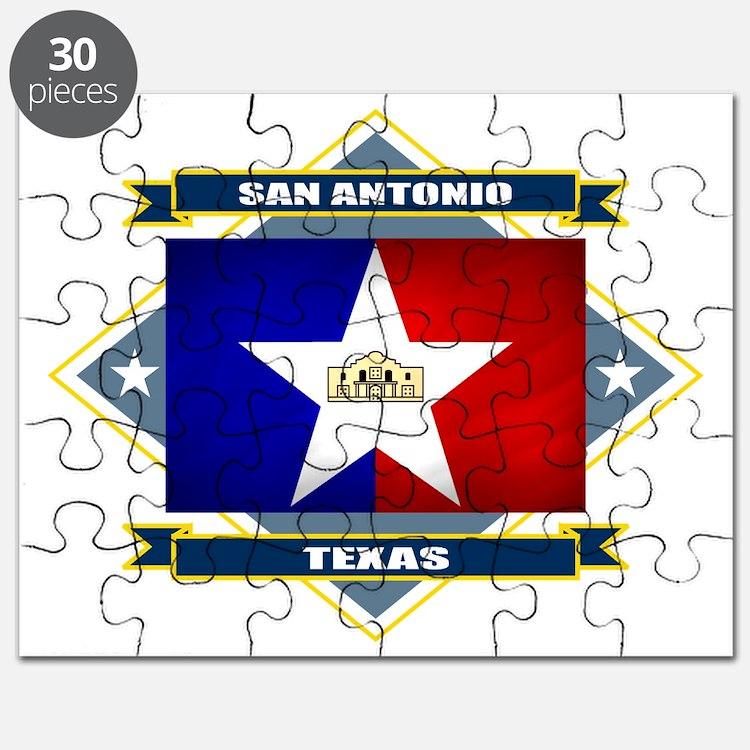 San Antonio diamond Puzzle