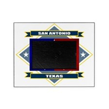 San Antonio diamond Picture Frame