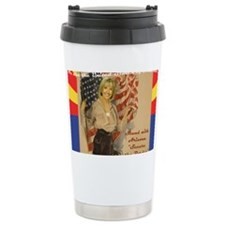 AZ_JB_Flag_Secure_Border_Mousem Travel Mug