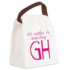 GH Canvas Lunch Bag