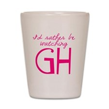 GH Shot Glass
