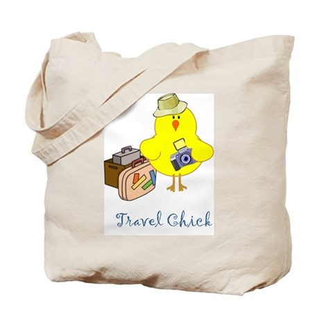 Travel Chicks Tote Bag