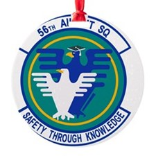 56th Airlift Squadron Ornament