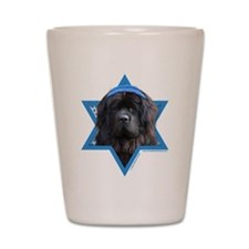 Hanukkah Star of David - Newfie Shot Glass