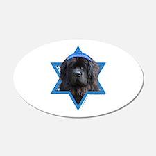 Hanukkah Star of David - Newfie Wall Decal