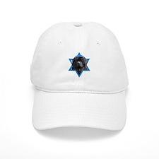 Hanukkah Star of David - Newfie Baseball Cap