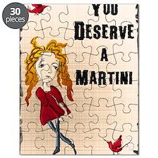 You deserve a Martini Kopie Puzzle