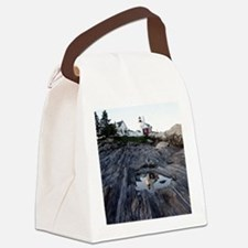 Pemaquid Reflection Canvas Lunch Bag