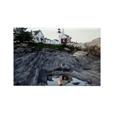 Pemaquid Reflection Rectangle Magnet