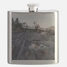 Pemaquid Reflection Flask