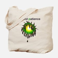 BP Oil Spill - Beyond Patience Tote Bag