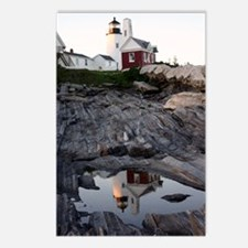 2-Pemaquid Reflection Pri Postcards (Package of 8)