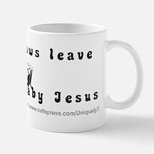 baby-jesus-follows Mug