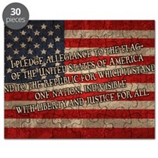 flag-pledge-OV Puzzle