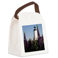 Pemaquid keepsake Canvas Lunch Bag