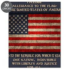 flag-pledge-BUT Puzzle