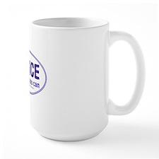 Dance-because-you-can_oval Mug