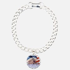 Veteran Blank Check Bracelet
