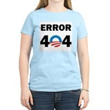Error 404 Women's Light T-Shirt