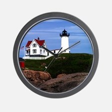 Nubble Print Wall Clock