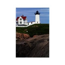 Nubble Print Rectangle Magnet
