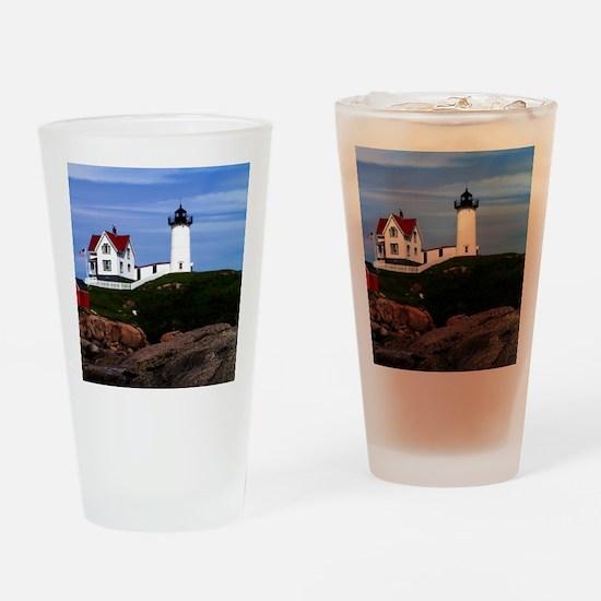 Nubble Print Drinking Glass