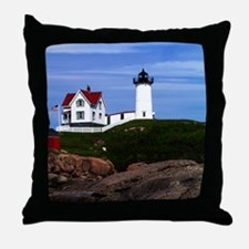 Nubble Print Throw Pillow