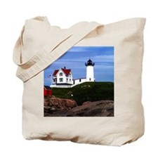 Nubble Print Tote Bag