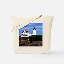 Nubble Print Tote Bag