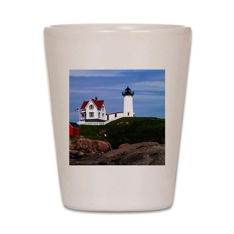 NUBBLE PRINTED Shot Glass