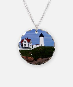 NUBBLE PRINTED Necklace