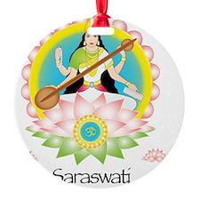 SaraSwati-01 Ornament