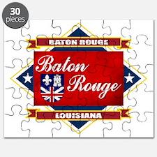 Baton Rouge diamond Puzzle