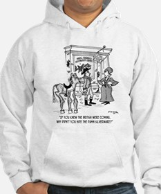 Paul Revere Should Have Hid Silverware Hoodie