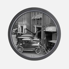 Ford Sales and Service Wall Clock