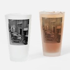 Ford Sales and Service Drinking Glass